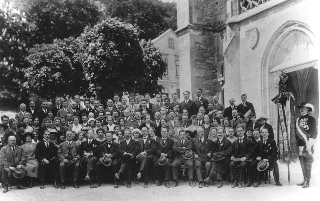 Geschichte, 20. Jahrhundert, Mödlinger Männer-Gesangverein 1923