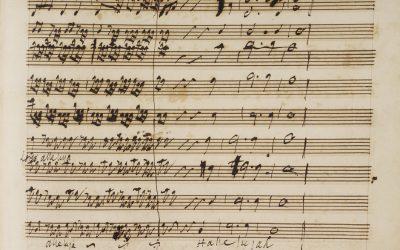 Messiah von G. F. Händel