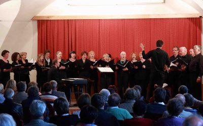 Highway to Heaven – Gospels und Spirituals in Mistelbach